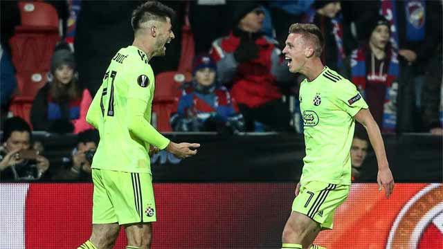 Dani Olmo sigue creciendo en el Dinamo con goles como este