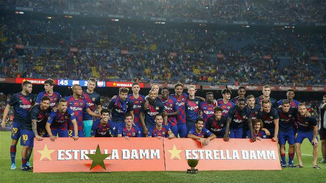 Definida la plantilla del Barça para la 2019/20