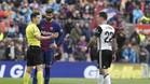 Del Cerro Grande pitó el Barcelona - Valencia