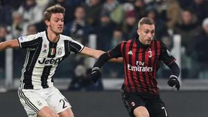 Deulofeu dejó detalles de su excelente calidad en su debut con el Milan