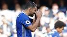 Diego Costa, feliz en el Chelsea pero no con su vida en Londres