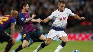 Eric Dier interesa al Barcelona