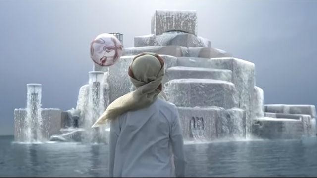 Espectacular promo de Catar a cuatro años del Mundial 2022