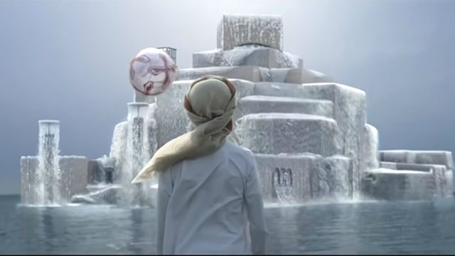Espectacular promo de Qatar a cuatro años de la Copa Mundial 2022