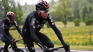 Froome no podrá disputar el Tour tras su grave caída