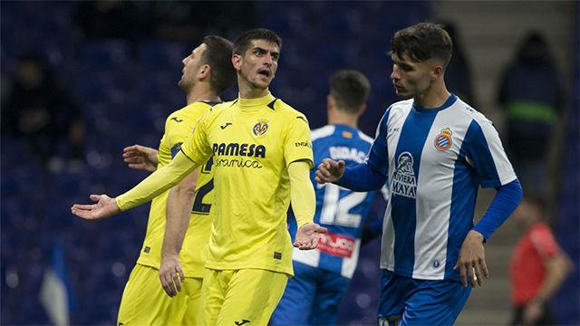 Gerard Moreno confía en que el Espanyol saldrá de los puestos de descenso