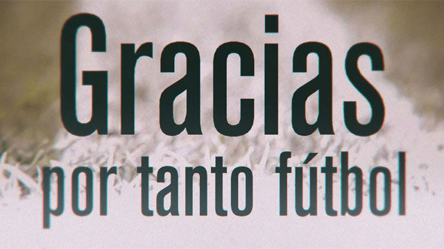 Gracias por tanto fútbol, promo del homenaje que La Roja hará a David Silva