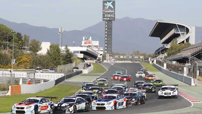 El International GT Open se decidirá en el Circuit