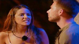 La isla de las tentaciones 2: Melyssa, pillada junto a su novio (y no es Tom)