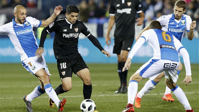 LACOPA | Leganés-Sevilla (1-1) | Resumen del Leganés-Sevilla