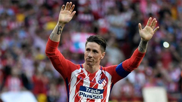 LaLiga | Atlético de Madrid - Eibar (2-2): Las emocionantes palabras de Fernando Torres