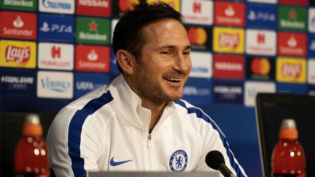 Lampard compara a Hazard con Messi y Cristiano