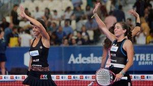Las Martas ganaron la final del Vigo Open