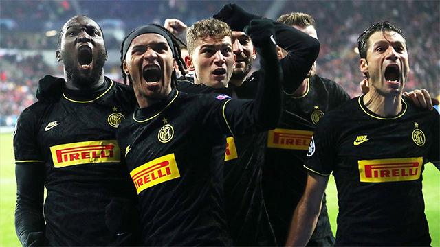 Lautaro y Lukaku mantienen las esperanzas del Inter para la última jornada