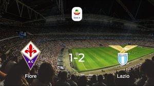 El Lazio derrota en el Artemio Franchi a la Fiorentina (1-2)