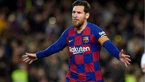 Leo Messi se mantiene como el delantero más decisivo del mundo