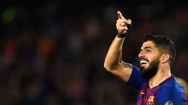 Suarez out of Copa del Rey final after surgery
