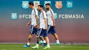 Di María, Messi y el Kun Agüero no viajarán a Israel. Se suspendió el partido en Jerusalén