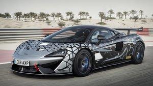 McLaren 620R.