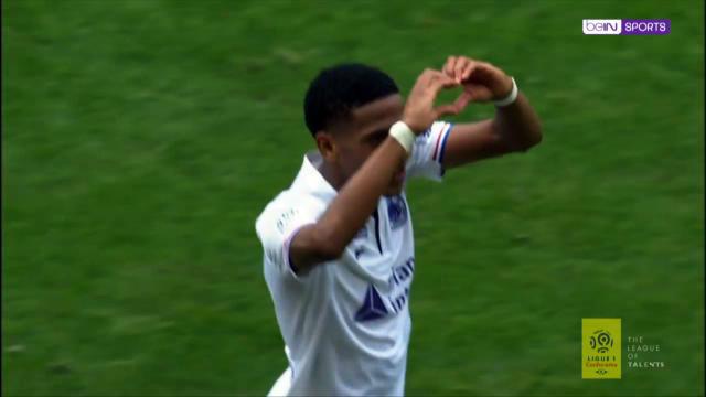Lo mejor de Todibo en la Ligue 1