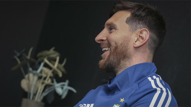 Messi: Jugaré o no otro Mundial dependiendo de cómo nos vaya en este
