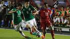 México no pudo romper el maleficio ante Panamá