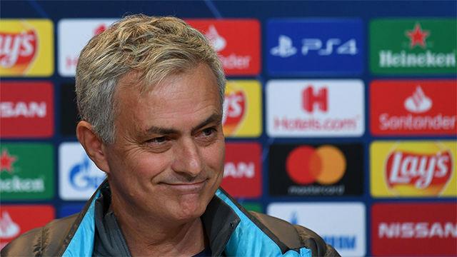 Mourinho prohíbe las imágenes del 2-7 de la primera vuelta