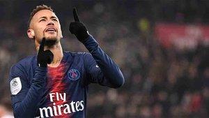 Neymar habló de los rumores sobre el Real Madrid