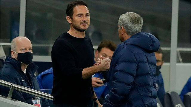 La polémica disputa de Mourinho y Lampard explicada por ellos mismos
