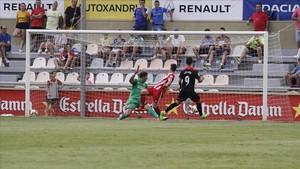 El Reus venció recientemente al Girona en un amistoso