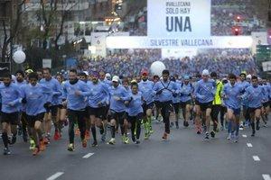 La San Silvestre Vallecana 2019 reunió a 40.000 corredores