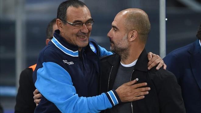 ¿Cuánto mide Maurizio Sarri? - Altura - Real height Sarri-guardiola-mantienen-una-relacion-excelente-1527577664681
