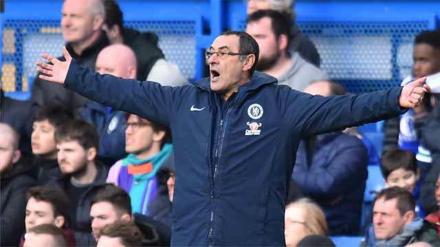 Sarri: El Wolverhampton no quiso jugar al fútbol