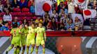 La selección japonesa pone la directa a los octavos de final