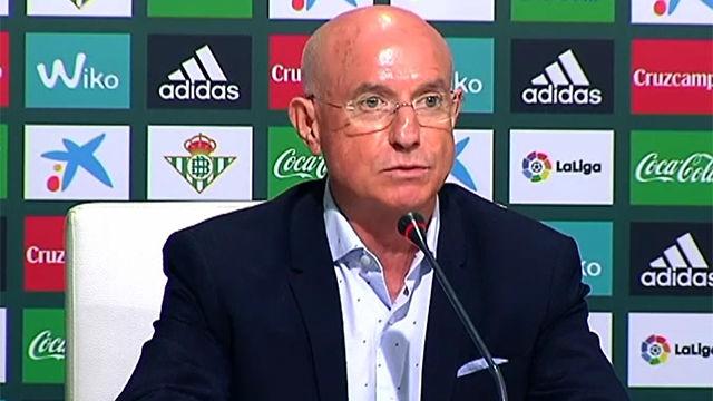 Serra Ferrer confirmó el interés del Barça por Ceballos
