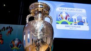 El sorteo de la Eurocopa 2020, en directo