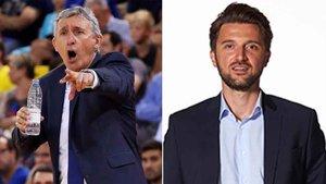 Svetislav Pesic se medirá al Bayern en el que su hijo Marko ejerce de director general