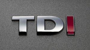 TDI, las siglas que designan el motor diésel del Grupo Volkswagen.