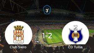 El Tuilla derrota al Club Siero en El Bayu (1-2)
