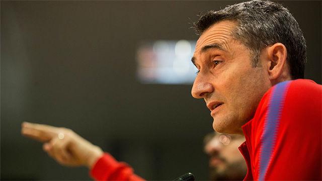 Valverde explicó las claves del protagonismo de Semedo y Digne