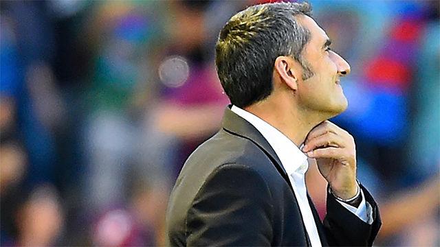 Valverde: La realidad es que no generamos suficiente peligro