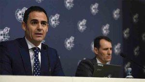 Velasco Carballo pasará balance a la temporada