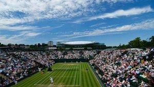 Wimbledon será el segundo Grand Slam de este año