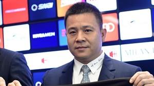 Yonghong Li, tras concretar la compra del AC Milan