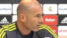 """Zidane: \""""Me molesta que critiquen a James\"""""""