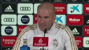 Zidane: ¿Tres Copas en 30 años? El Madrid tiene 13 Champions, ¿no?