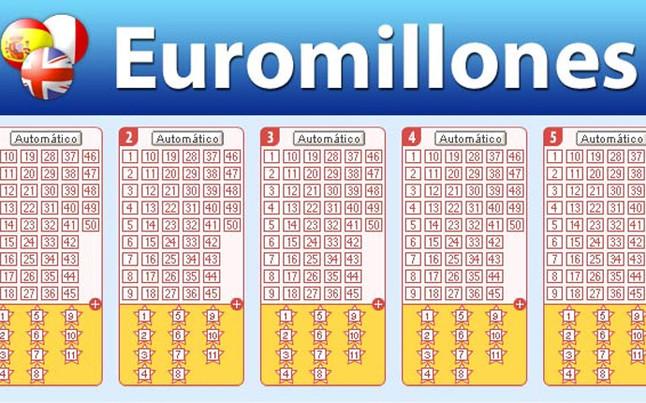 Euromillones: resultados del sorteo del viernes 12 de octubre de 2018