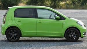El Skoda Citigo es uno de los coches que menos consume.