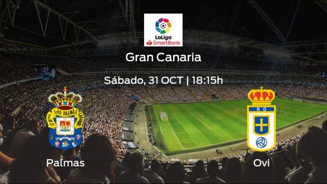 Previa del encuentro: Las Palmas recibe en su feudo al Real Oviedo