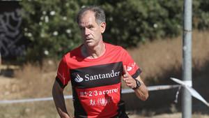 Abel Antón fue doble campeón del mundo de maratón, en 1997 y 1999